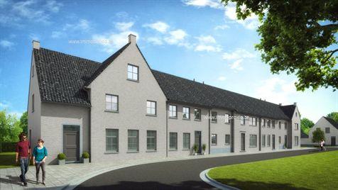 5 Nieuwbouw Huizen te koop De Pinte