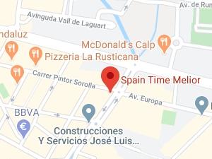 Spain Time Melior